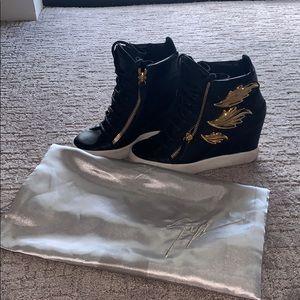 Giuseppe Zanotti Heel Sneakers